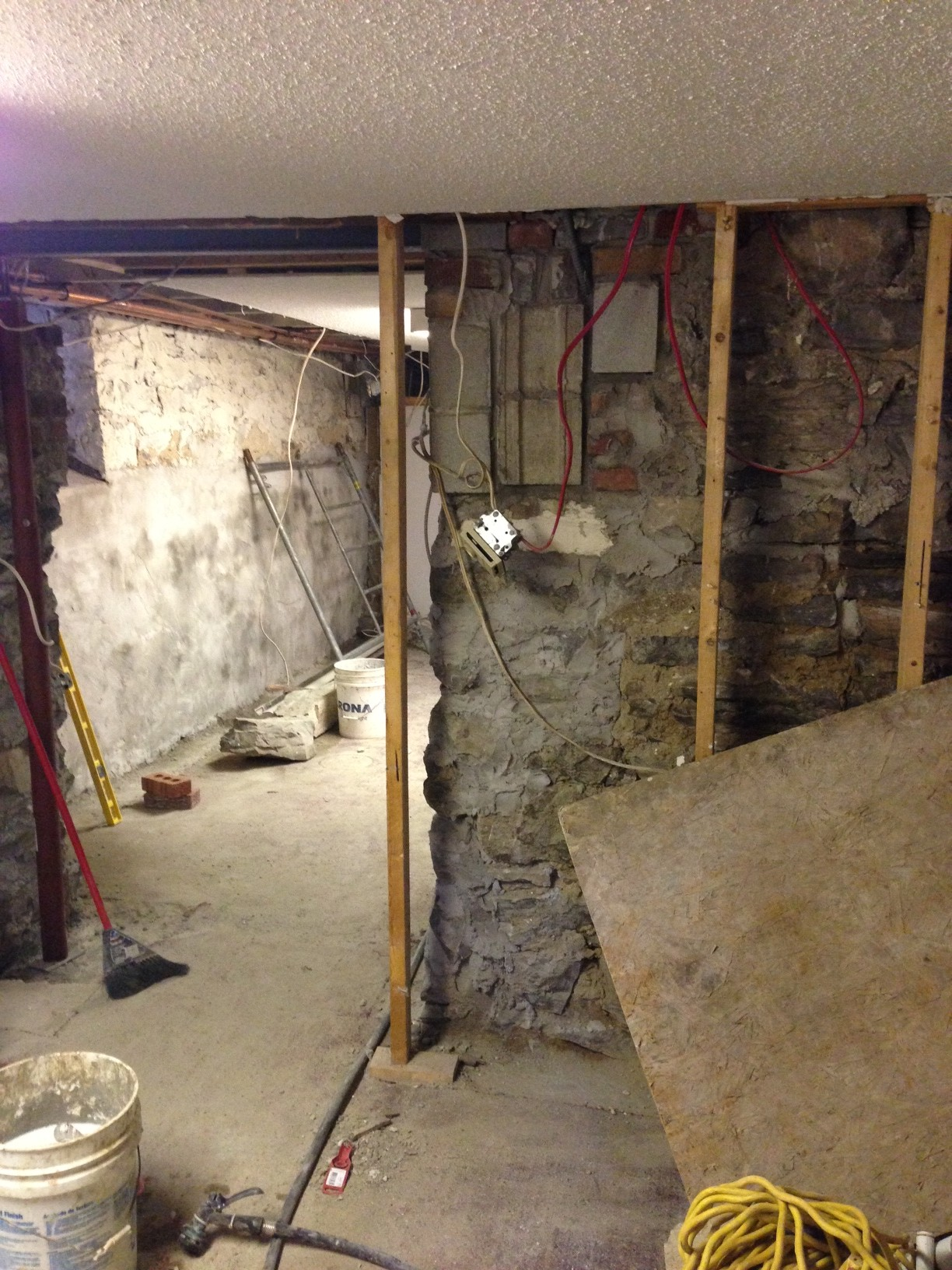 Property Management Software Landlord And Basement Electrical Wiring Video 3 Months 33000 Later About 700 Views On This The Apartment From Hell Has Been Transformed Check Out Gallery Of Before Midway
