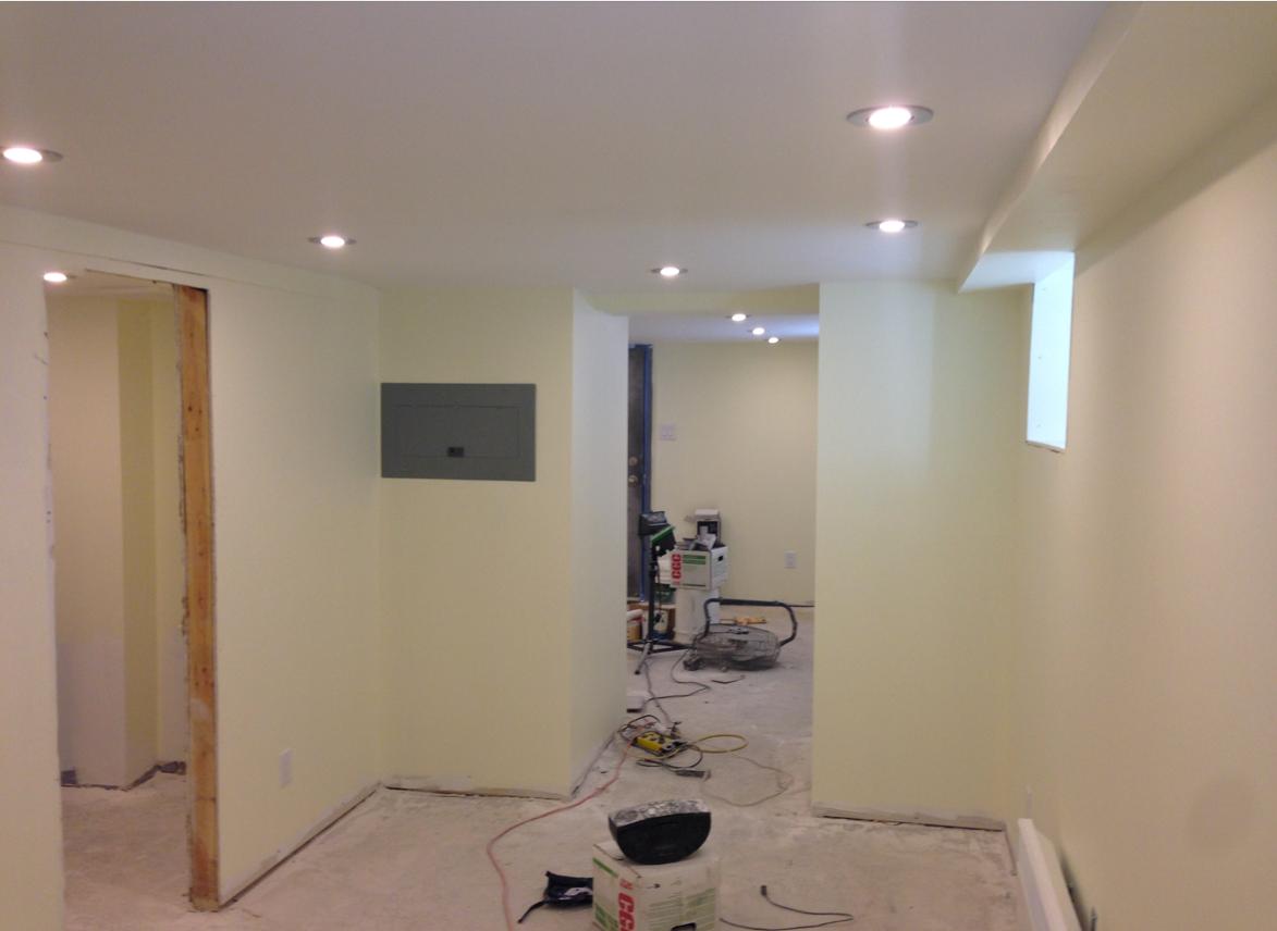The Continuing Saga Of A Basement Apartment Renovation