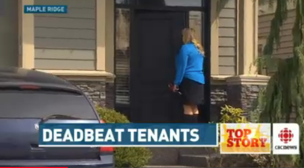 6th Time's a Charm For Deadbeat Tenants!