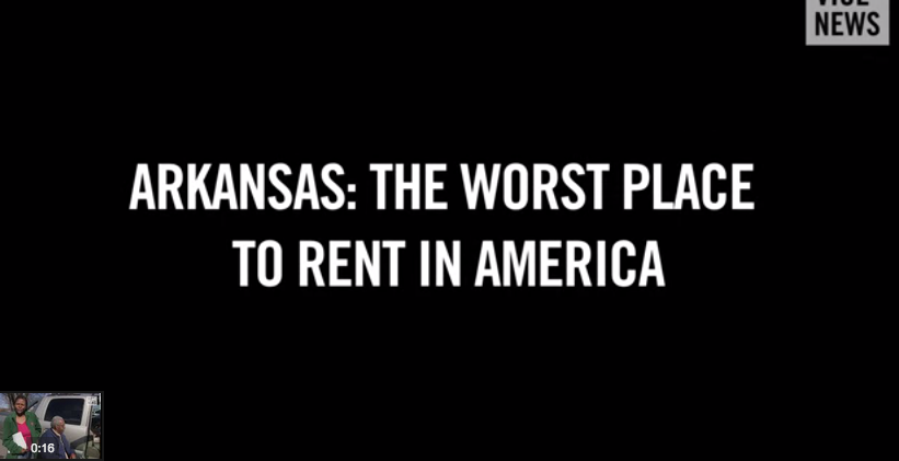 Arkansas: Bad For Tenants…But Is It Good For Landlords?
