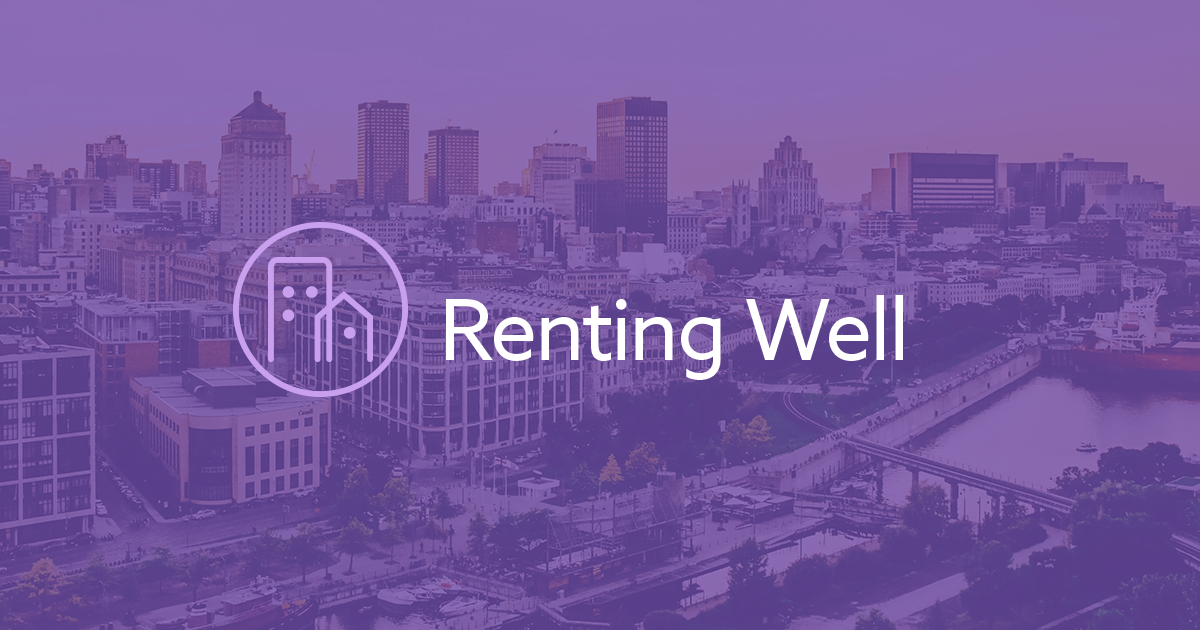 A big update for Renting Well